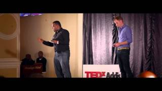 Mobile revolution & health | Yohans Wodaje & Elias Schulze | TEDxAddisSalon