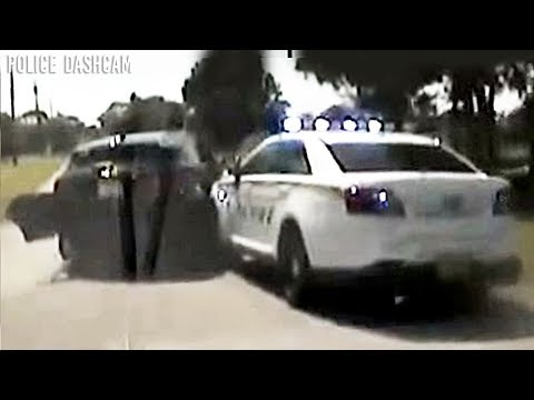 Brevard County Sheriff's Stolen SUV High Speed Chase (Dashcam).