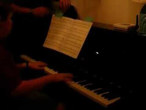 Camoen Plays Silent Night Arranged  David Lanz
