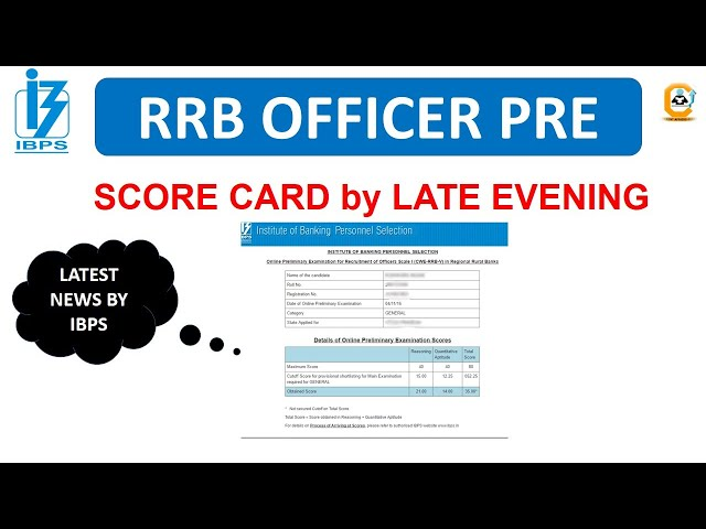 RRB PO 2020 PRE Cutoff will be Decoded by End of DAY   Get Ready Guys