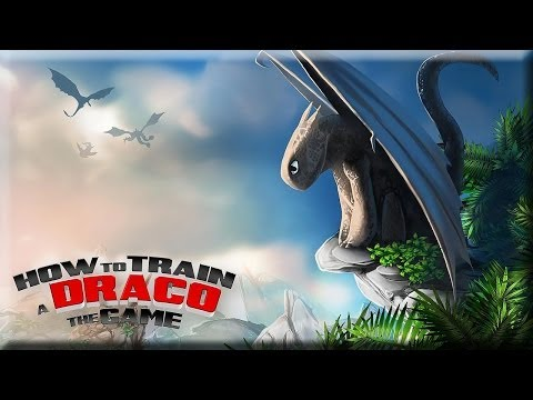 How to Train a Draco The Game - Android Gameplay HD