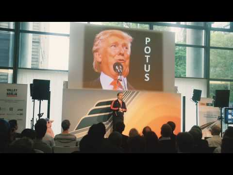 Best Berlin Pitch Ever - The Donald Trump Edition