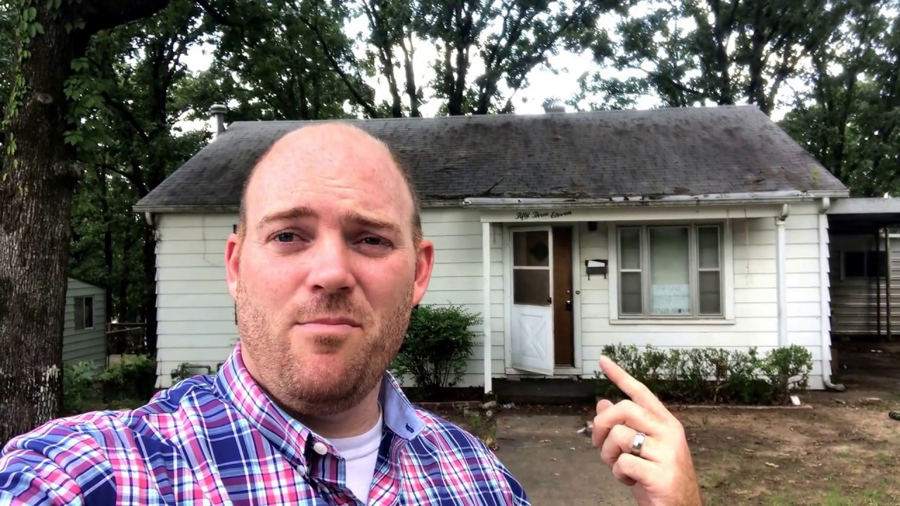 I buy houses in North LIttle Rock AR