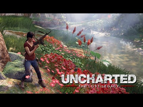 UNCHARTED THE LOST LEGACY #3 - UNCHARTED MUNDO ABERTO!? (PS4 Pro Gameplay Português PT-BR)