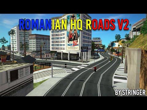 Rumano HQ Carreteras v2