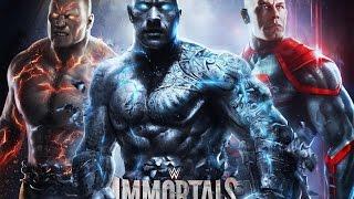WWE Immortals Fully Working Mod Apk