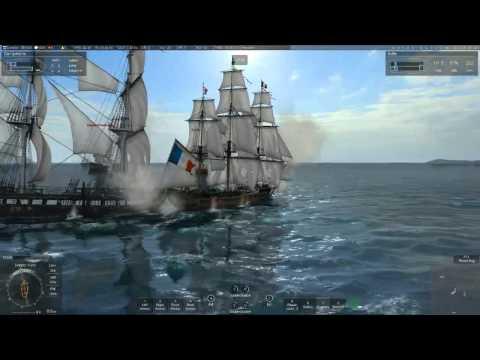 Naval Action Battle of Trafalgar