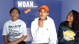 Video WE ALL USE STRAP ONS!?? | CONFRONTING LESBIAN STEREOTYPES! download MP3, 3GP, MP4, WEBM, AVI, FLV April 2018