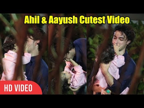 Ahil & Aayush Sharma Cutest Video   Salman khan Nephew Ahil Sharma Mp3
