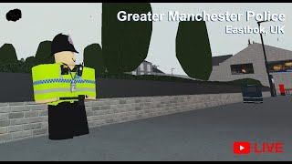 Roblox Live | Eastbrook: Greater Manchester Police