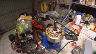 teste moteur é-bike 8FUN
