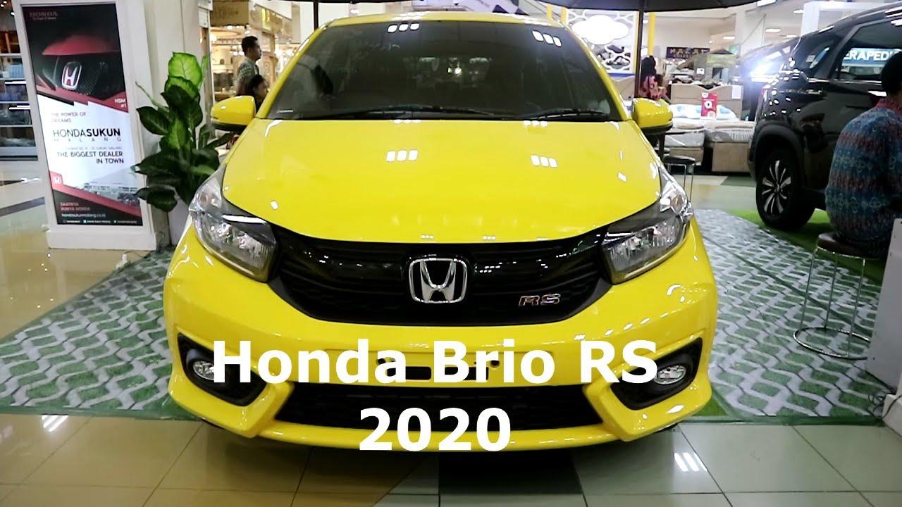 Kekurangan Harga Honda Brio Rs Spesifikasi