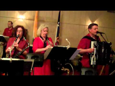 CZECH & THEN SOME POLKA BAND - WEST, TEXAS  MARCH 30, 2014