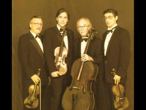 Borodin Quartet plays Beethoven String Quartet Op.135