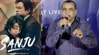 Paresh Rawal On Playing Sunil Dutt's Character In Sanju