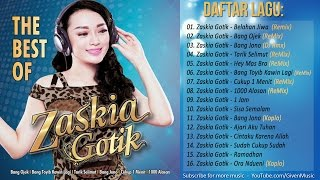 Gambar cover Lagu DANGDUT Terbaru 2017 - The Best Of Zaskia Gotik (Remix)