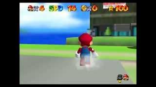 Random Mario 64 Video #2 - Shrunken and Stranded or A Simple Morning Jog
