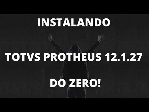 Instalando TOTVS Protheus