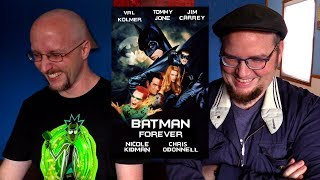 Nostalgia Critic Real Thoughts on Batman Forever
