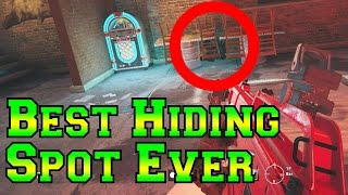 Best Caveira Hiding Spot Ever - Rainbow Six Siege | Serenity17