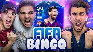 🎱 FIFA BINGO con TOTKS!!! - ENRY LAZZA & TATINO vs OHM | FIFA 19 ULTIMATE TEAM