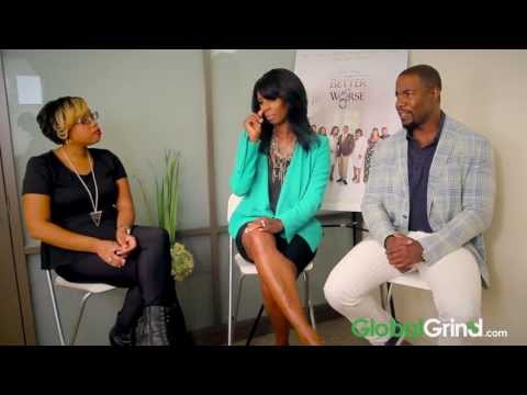 Tasha Smith & Michael Jai White Talk Dysfunctional Black Love ...