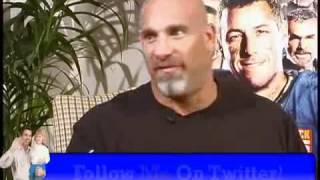 The Best Exclusive Interview   Bill Goldberg 2012