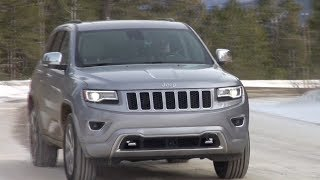 2014 Jeep Grand Cherokee EcoDiesel: Too much Torque on Ice?