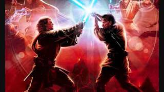 Star Wars Episode III Game Menu Music
