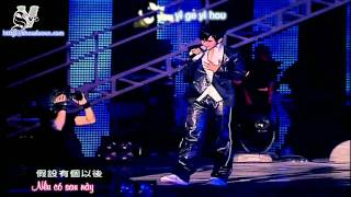 [HD 720p][Kara+Vietsub]Ngã rẽ tình yêu (live)(La Chí Tường)(Ai zhuan jiao- Show Luo)