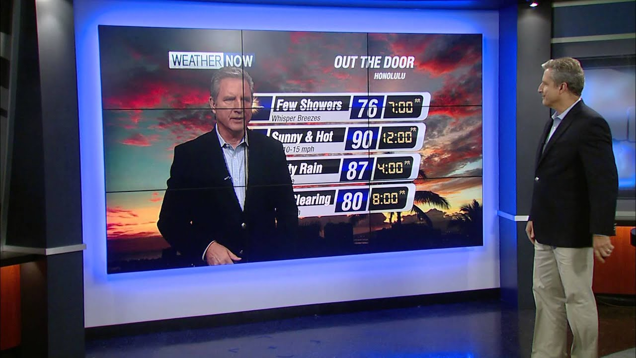 Weather Report with Dan Cooke