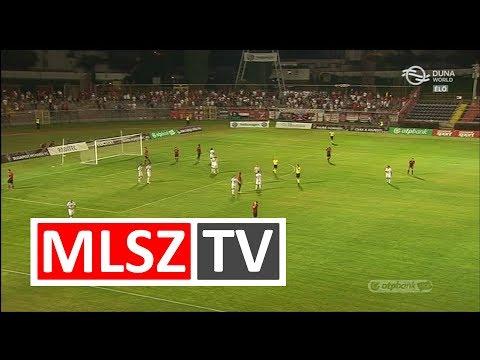 Budapest Honvéd - Balmazújváros | 2-2 | OTP Bank Liga | 3. forduló | 2017/2018 | MLSZTV