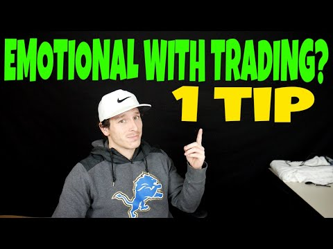 How To Eliminate Emotion While Trading Stocks