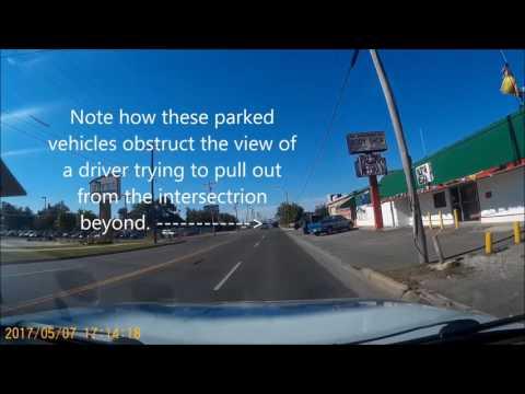 Bad Drivers OKC Compilation 9