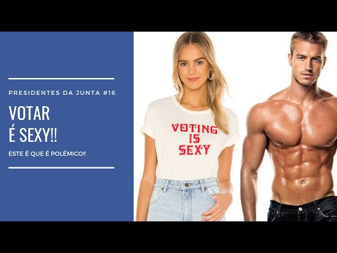 PdJ #16 - Votar é sexy !!