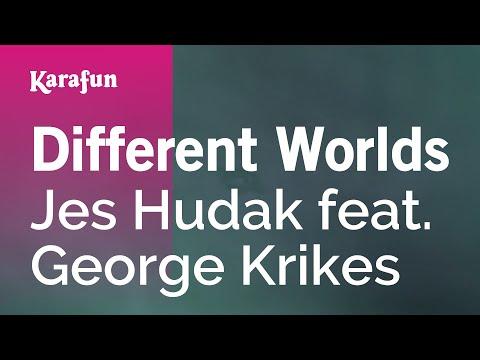 Karaoke Different Worlds - Jes Hudak *