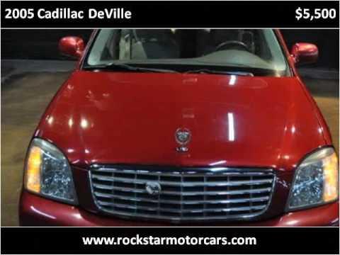 2005 Cadillac DeVille Used Cars Nashville TN