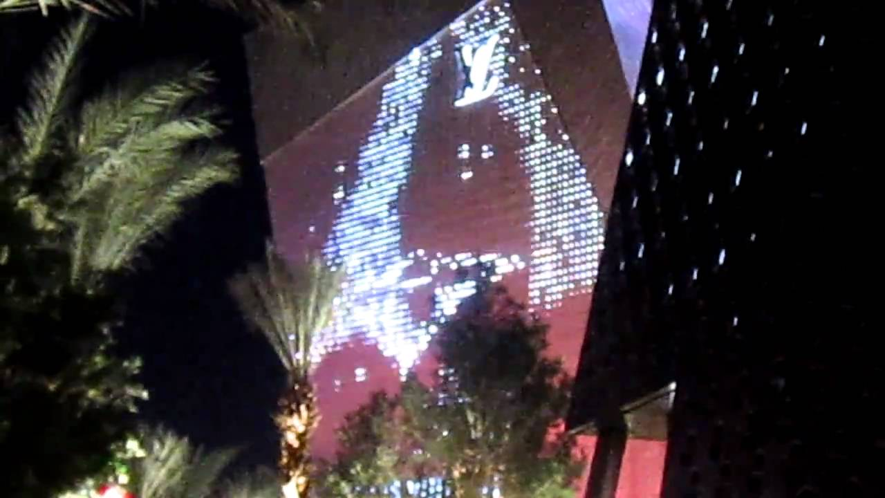 lighting stores in las vegas. Light Display On Louis Vuitton Store In Las Vegas Lighting Stores