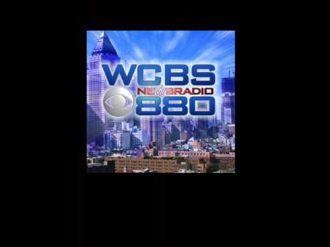 WCBS 880 News radio New York - News theme