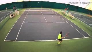 Аюханов Артур - детский теннис