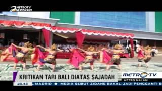 Berita hari ini ,  Kemenag DKI Minta Maaf Soal Tarian Bali di Atas Sajadah