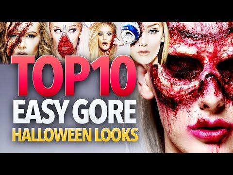 Top 10 Easy Gore Halloween Costume Ideas