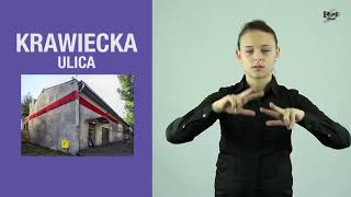KRAWIECKA, ulica // BAŁUCKI SŁOWNIK #2