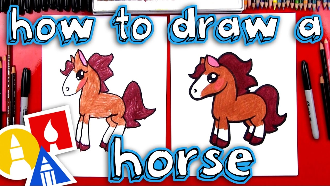 How To Draw A Horse Page 2 Creative Bloq