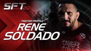 SFTMMA 20 - RENE SOLDADO | FIGHTER PROFILE - Considerado um dos melhores atletas de MMA do Brasil