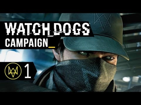 Watch Dogs Walkthrough Part 1 - Bottom of the Eighth (Act 1, Mission 1 - PC 1080p ULTRA HD)
