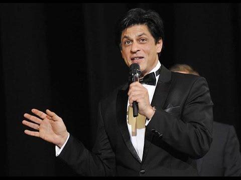 SRK Singing Live ( TUM HI HO )
