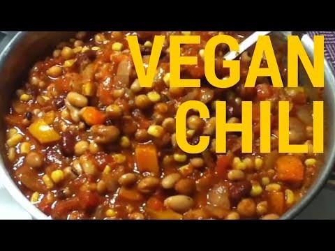 Vegan Chili Recipe | The Master Vegan