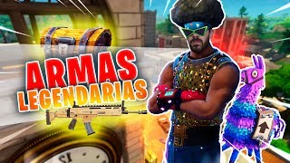 🔝 como obter armas LENDÁRIAS no FORTNITE Battle Royale * temporada 7 * novo!