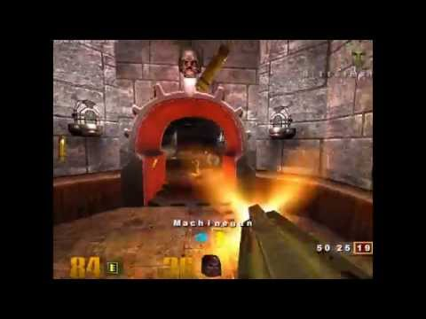 Quake III Arena gameplay for the PC